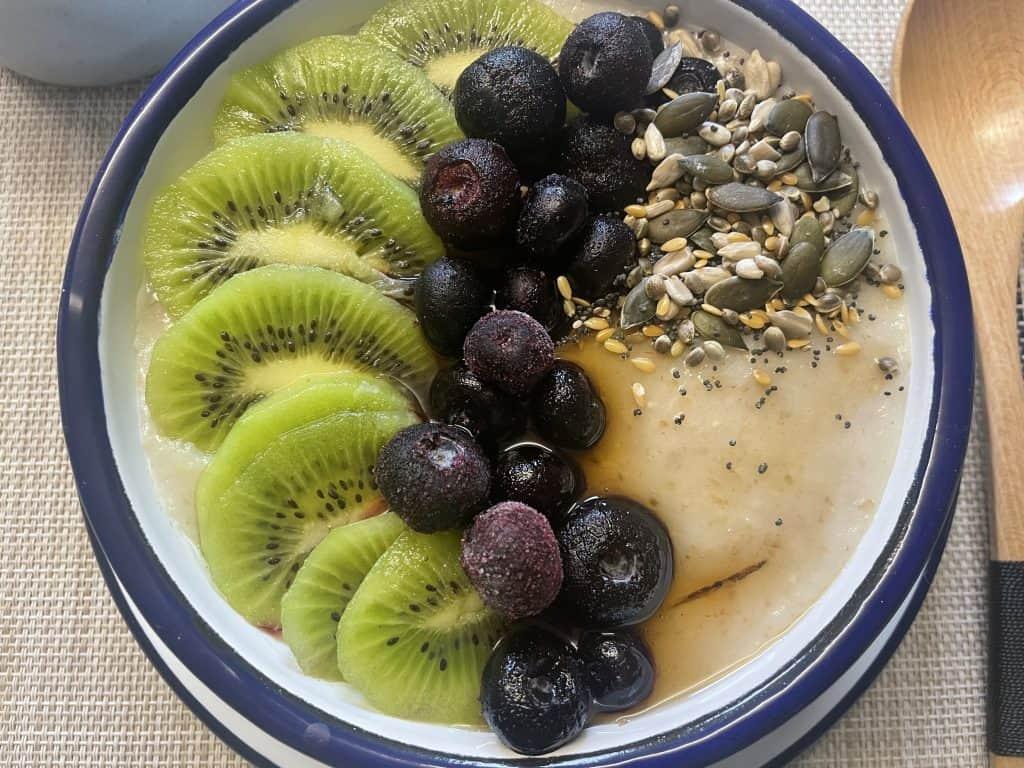 best bowl how to make Scottish porridge and oatmeal