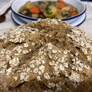 Vegan Irish Soda Bread