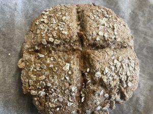 baked soda bread