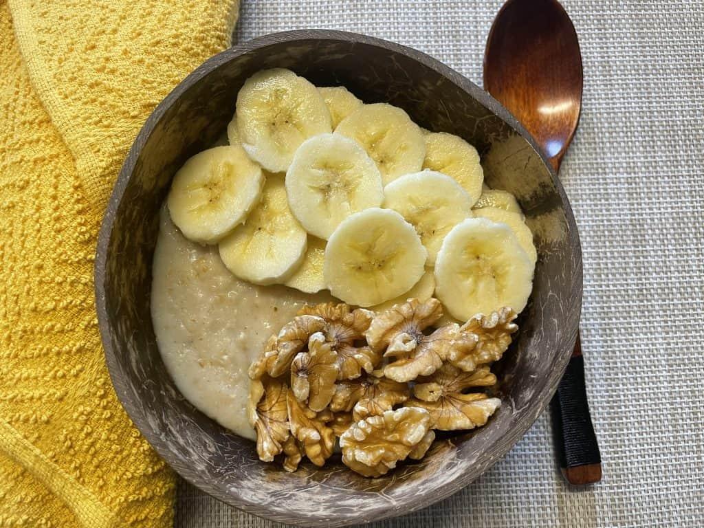 best bowl of Scottish oatmeal and porridge