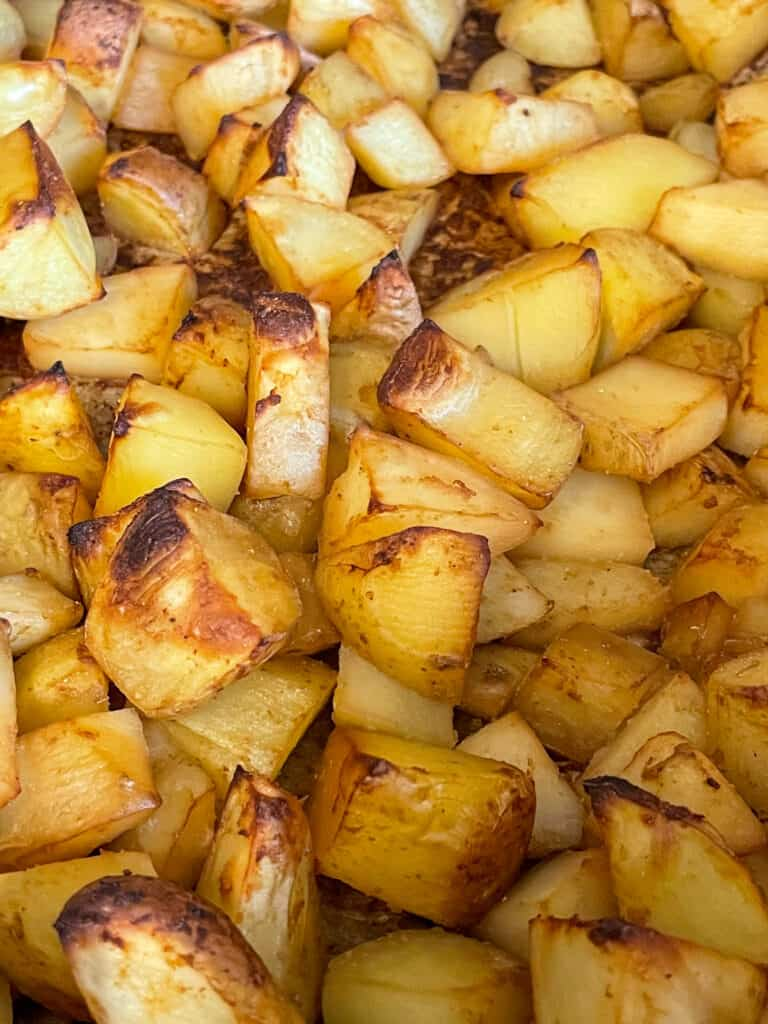 vegan corned beef hash potatoes
