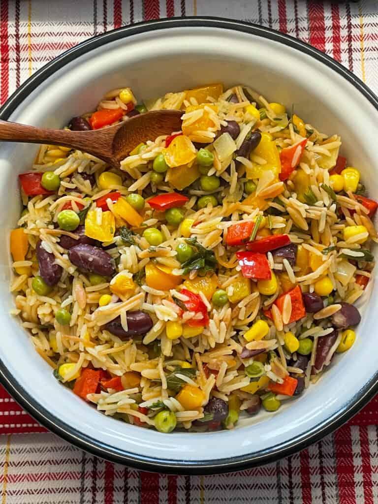 vegan Rice-a-Roni recipe
