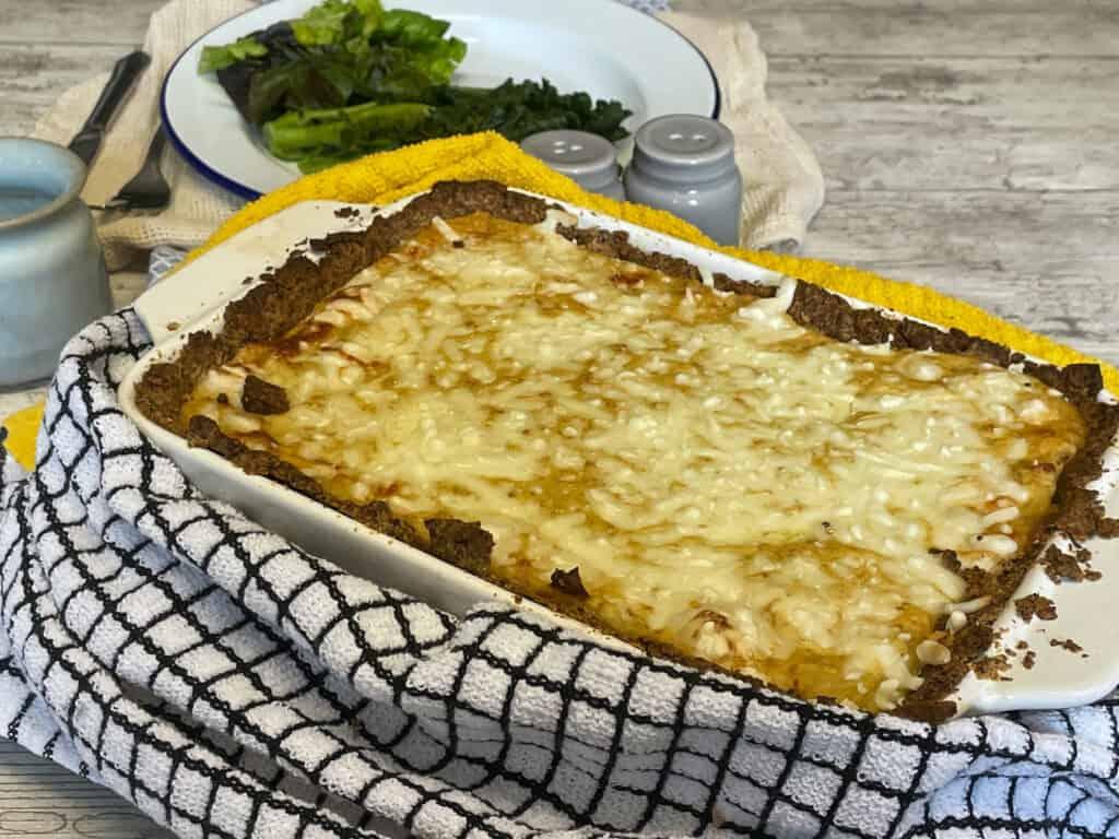 cheese onion and potato vegan pie