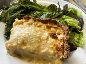 vegan cheese onion potato pie