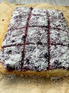 vegan old school sponge cake